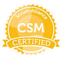 Image: Certified Scrum Master